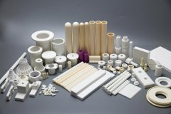 History and properties of ceramic materials